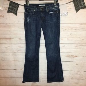 Joes Jeans Dark Wash Provocateur Fit Size 26